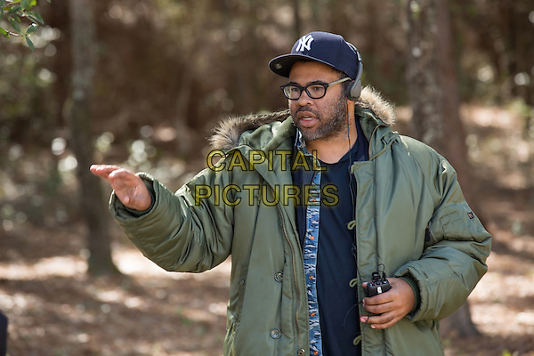Get Out (2017) <br /> JORDAN PEELE, WRITER-DIRECTOR<br /> *Filmstill - Editorial Use Only*<br /> CAP/FB<br /> Image supplied by Capital Pictures