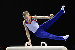 .Hamish Carter British Gymnastics Championships. Mens u14 - u16 .2015Liverpool Echo Arena.