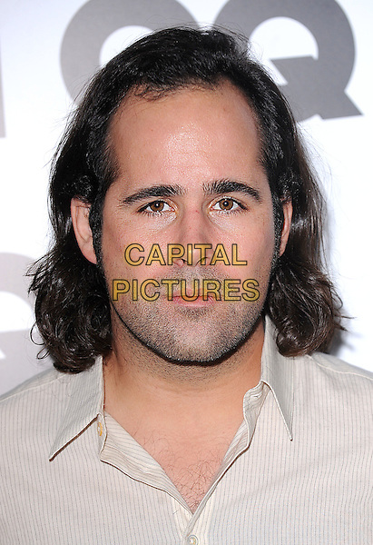 RONNIE VANNUCCI - THE KILLERS .The GQ Men OF The Year  Awards 2008, Royal Opera House, London, England..September 2nd, 2008.headshot portrait stubble facial hair .CAP/BEL.©Tom Belcher/Capital Pictures.