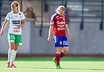 Stockholm 2015-07-11 Fotboll Damallsvenskan Hammarby IF DFF - Vittsj&ouml; GIK :  <br /> Vittsj&ouml;s Linda S&auml;llstr&ouml;m deppar under matchen mellan Hammarby IF DFF och Vittsj&ouml; GIK <br /> (Foto: Kenta J&ouml;nsson) Nyckelord:  Fotboll Damallsvenskan Dam Damer Zinkensdamms IP Zinkensdamm Zinken Hammarby HIF Bajen Vittsj&ouml; GIK depp besviken besvikelse sorg ledsen deppig nedst&auml;md uppgiven sad disappointment disappointed dejected