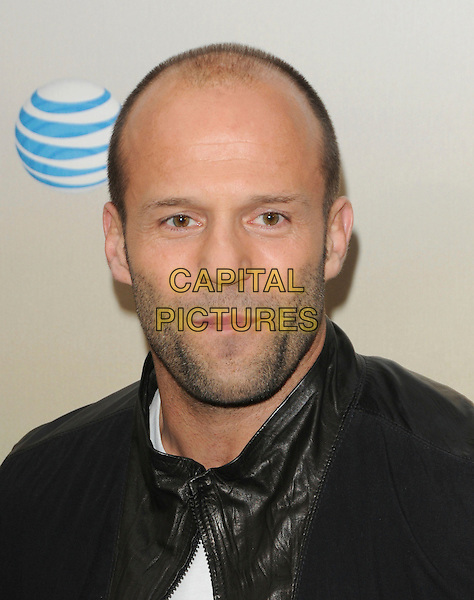 JASON STATHAM .at The 2009 Spike TV Guy's Choice Awards held at Sony Picture Studios in Culver City, California, May 30th 2009.                                                                     .portrait headshot black leather beard facial hair stubble .CAP/DVS.©Debbie VanStory/RockinExposures/Capital Pictures