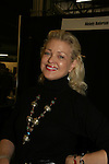"""Melody Anderson - AMC """"Janet Green"""" appears at Big Apple Comic Con for autographs and photos on October 16 (and 17 & 18), 2009 at Pier 94, New York City, New York. (Photo by Sue Coflin/Max Photos)"""