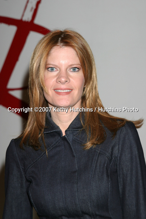 Michelle Stafford.Young and the Restless Celebrates 18 years with the #1 Rating.CBS Television City.Los Angeles,  CA.January 8, 2007.©2007 Kathy Hutchins / Hutchins Photo....