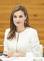 "Queen Letizia and King Felipe ""ë'Art of Education"" School Program"