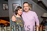 Rachel and Ergin Kuccuk from Tralee, celebrating their 14th wedding anniversary in the Fiddler Bar on Saturday night.