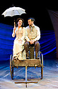 Oklahoma by Rogers and Hammerstein, Directed by John Doyle. With Natalie Casey as Ado Annie,Michael Rouse as Will Parker.Opens at The Chichester Festival Theatre on 24/6/09. CREDIT Geraint Lewis