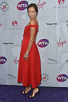 Ana Ivanovic at WTA pre-Wimbledon Party at The Roof Gardens, Kensington on june 23rd 2016 in London, England.<br /> CAP/PL<br /> &copy;Phil Loftus/Capital Pictures /MediaPunch ***NORTH AND SOUTH AMERICAS ONLY***