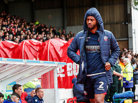 Bolton Wanderers' Mark Little pictured before the match<br /> <br /> Photographer Andrew Kearns/CameraSport<br /> <br /> The EFL Sky Bet Championship - Nottingham Forest v Bolton Wanderers - Sunday 5th May 2019 - The City Ground - Nottingham<br /> <br /> World Copyright © 2019 CameraSport. All rights reserved. 43 Linden Ave. Countesthorpe. Leicester. England. LE8 5PG - Tel: +44 (0) 116 277 4147 - admin@camerasport.com - www.camerasport.com