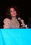 Jane Fonda in 1982 in New York City.