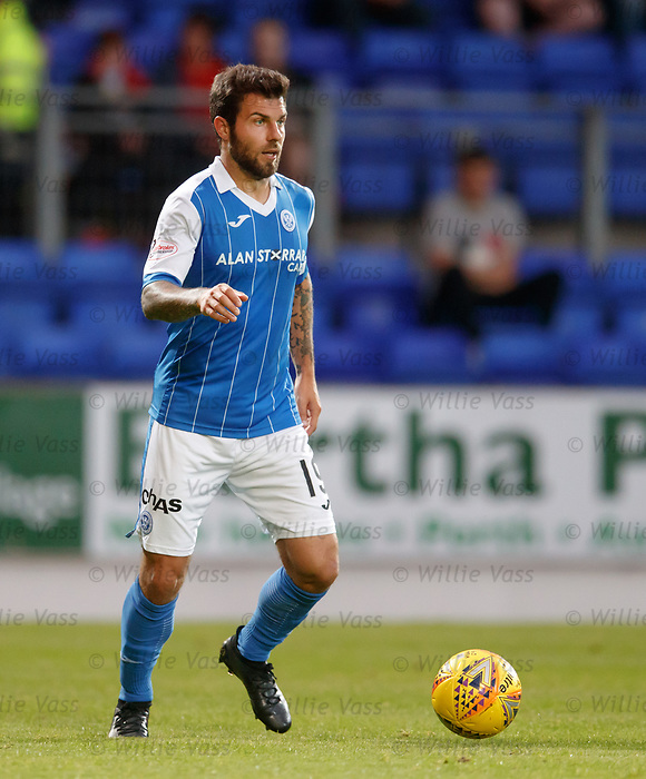 Richard Foster, St Johnstone