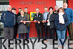 Joseph and Peter Crowley were on hand last week to officially launch the Killorglin Defibrillator project. <br /> Front l-r Myles O'Brien, Gina Halliday, Joseph Crowley, Orna Eccles and Caroline Williams. <br /> Back l-r Pat Healy, Don Reenstierna, Derek O'Leary, Peter Crowley, Ray Sheehy and Peter Whelan.