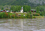 8. VILLAGE OF MOOSEHIDE; YUKON, CANADA