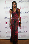 Model Oluchi Orlandi Attends The 6th Annual Blossom Ball Hosted By Padma Lakshmi and Tamer Seckin, MD at 583 Park, NY