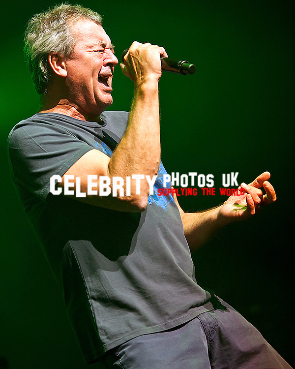 Deep Purple at the NIA in Birmingham 15th october 2013 , Photo by ML Imagery