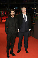 "Christian Bale and Adam McKay attending the ""Vice"" Premiere held at Berlinale Palast during 69th Berlinale International Film Festival, Berlin, Germany, 11.02.2019. Photo by Christopher Tamcke/insight media /MediaPunch ***FOR USA ONLY***"