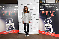 "Melody Thornton<br /> at the ""WHITNEY Can I be Me"" premiere, Mayfair Hotel, London. <br /> <br /> <br /> ©Ash Knotek  D3279  13/06/2017"
