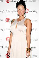 Amber Rose pictured at the opening night party of the 18th Q Fest at Table 31 in Philadelphia, Pa on July 12, 2012  &copy; Star Shooter / MediaPunchInc /*NORTEPHOTO*<br />