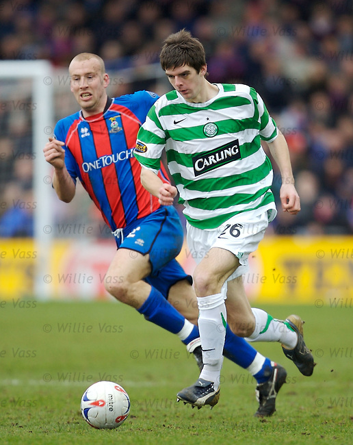 Cillian Sheridan, Celtic.stock season 2006-2007.pic willie vass