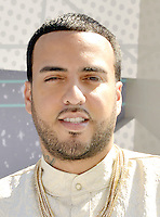 LOS ANGELES, CA - JUNE 26: French Montana at the 2016 BET Awards at the Microsoft Theater on June 26, 2016 in Los Angeles, California. Credit: Koi Sojer/MediaPunch