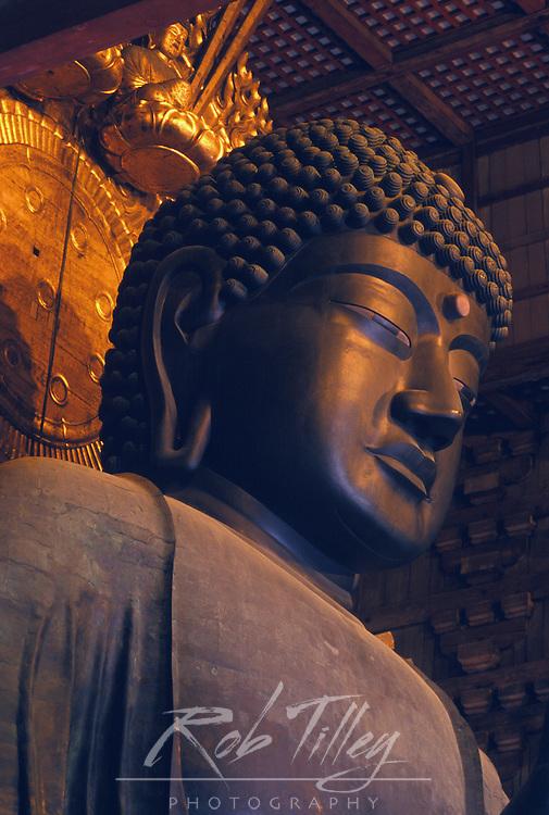 Great Buddha at Todaiji, Nara, Japan