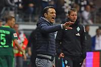 Trainer Niko Kovac (Eintracht Frankfurt) - 03.11.2017: Eintracht Frankfurt vs. SV Werder Bremen, Commerzbank Arena