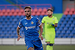 Getafe CF's Roberto Ibenez during Preseason match between Getafe CF and Crotone FC at Colisseum Alfonso Perez in Getafe, Spain. August 02, 2019. (ALTERPHOTOS/A. Perez Meca)