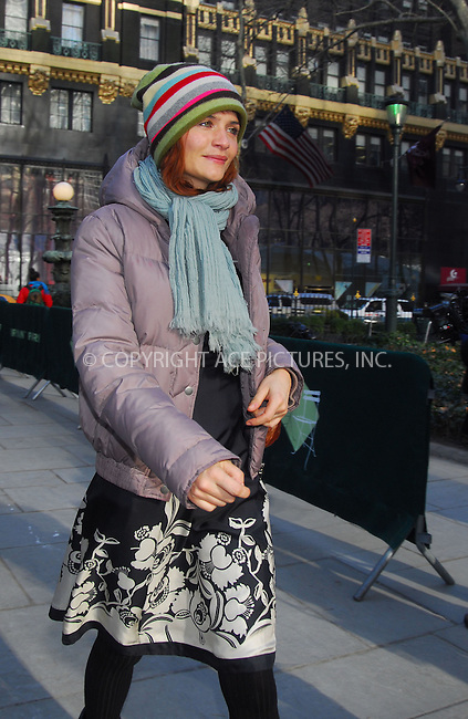 WWW.ACEPIXS.COM . . . . . ....February 6, 2007, New York City. ....Helena Christensen seen at Bryant Park during the Mercedes-Benz Fashion Week Fall 2007. ....Please byline: KRISTIN CALLAHAN - ACEPIXS.COM.. . . . . . ..Ace Pictures, Inc:  ..(212) 243-8787 or (646) 769 0430..e-mail: info@acepixs.com..web: http://www.acepixs.com