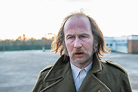 "Actor Paul Kaye stars in Ray Panthaki's  (director) and Ben Jacques' (producer)  ""Ernie"", filming at  Bower Park Academy, Havering Rd, Romford. Behind the scenes of the Uncertain Kingdom Project."