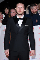 Danny Walters at the National Television Awards 2018 at the O2 Arena, Greenwich, London, UK. <br /> 23 January  2018<br /> Picture: Steve Vas/Featureflash/SilverHub 0208 004 5359 sales@silverhubmedia.com