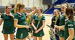 ROTTERDAM  - NK Nacompetitie Zaalhockey . Rotterdam-MOP dames. R'dam promoveert.     COPYRIGHT KOEN SUYK
