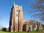 Church of Saint Mary, Chilton, Suffolk, England, UK