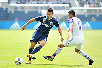 Sporting Kansas City vs Orlando City SC, May 16, 2016