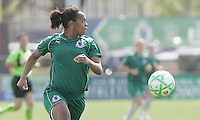 Kia McNeil...Saint Louis Athletica and LA Sol, played to a 0-0 tie at Robert Hermann Stadium in St Louis, MO. April 25 2009.