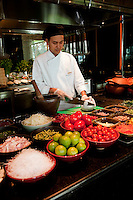 Vereinigte arabische Emirate (VAE), Dubai, Restaurant The  Thai Kitchen im Hotel Park Hyatt