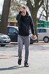 10.04.2018, Weserstadion, Bremen, GER, 1.FBL, Training SV Werder Bremen<br /> <br /> im Bild<br /> Johannes Eggestein (Werder Bremen #24), <br /> <br /> Foto &copy; nordphoto / Ewert