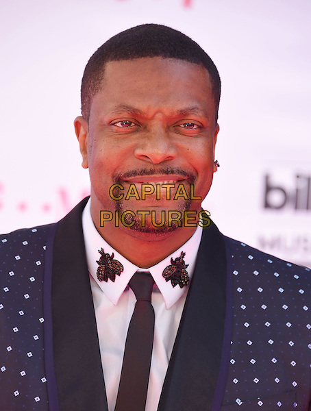 LAS VEGAS, NV - MAY 22: Actor Chris Tucker attends the 2016 Billboard Music Awards at T-Mobile Arena on May 22, 2016 in Las Vegas, Nevada.<br /> CAP/ROT/TM<br /> &copy;TM/ROT/Capital Pictures
