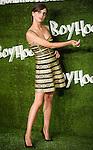 Premiere of movie Boyhood in Madrid. Macarena Gomez. 2014/09/09. Spain. Samuel de Roman / Photocall3000.