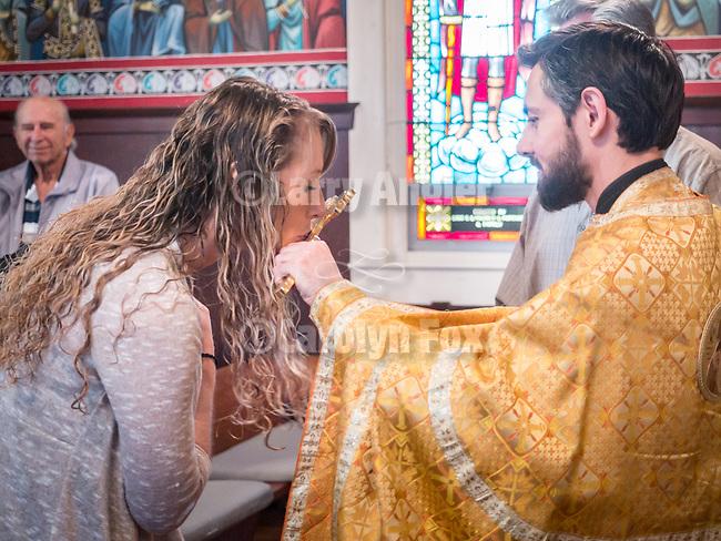 Sunday of St. Thomas, &quot;Doubting Thomas&quot;, St. Sava, Jackson<br /> <br /> Veneration