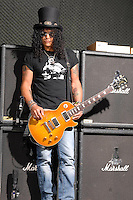Slash - Marshall Amp- Gibson Guitar