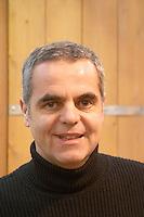 Pascal Fulla, owner and winemaker at Mas de l'Ecriture, Coteaux du Languedoc, France