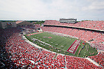 September 19, 2009: A general view of Camp Randall Stadium during the Wisconsin Badgers NCAA football game against the Wofford Terriers on September 19, 2009 in Madison, Wisconsin. The Badgers won 44-14. (Photo by David Stluka)