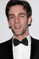 US actor B.J. Novak arrives at the NBC/Universal Pictures/Focus Features Golden Globes after party at the Beverly Hilton Hotel, Beverly Hills, California, USA, on January 11, 2009.  The Golden Globes honour excellence in film and television.