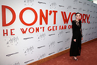 LOS ANGELES, CA - JULY 11: Rooney Mara, at the premier of Don't Worry, He Won't Get Far On Foot on July 11, 2018 at The Arclight Hollywood in Los Angeles, California. Credit: Faye Sadou/MediaPunch