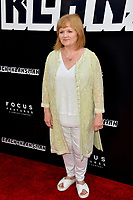 Lesley Nicol at the Los Angeles premiere of &quot;BlacKkKlansman&quot; at the Academy's Samuel Goldwyn Theatre, Beverly Hills, USA 08 Aug. 2018<br /> Picture: Paul Smith/Featureflash/SilverHub 0208 004 5359 sales@silverhubmedia.com
