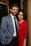 "Tony Yazbeck and Katie Huff attends the After Party for the New York City Center Celebrates 75 Years with a Gala Performance of ""A Chorus Line"" at the City Center on November 14, 2018 in New York City."