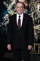 """HOLLYWOOD, CA - DECEMBER 02: Joe Letteri arriving at the Los Angeles Premiere Of Warner Bros' """"The Hobbit: The Desolation Of Smaug"""" held at Dolby Theatre on December 2, 2013 in Hollywood, California. (Photo by Xavier Collin/Celebrity Monitor)"""