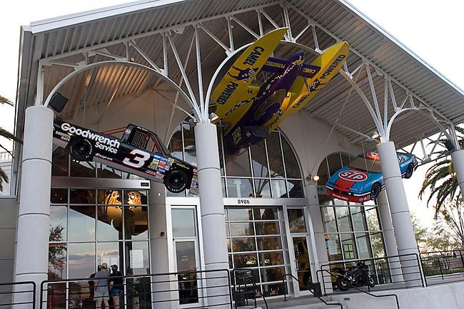 Race Rock Restaurant, International Drive, Orlando, Florida