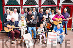 Killarney Musicians who went busking at Market Cross on Monday to raise funds for multiple Sclerosis and Killarney community Services
