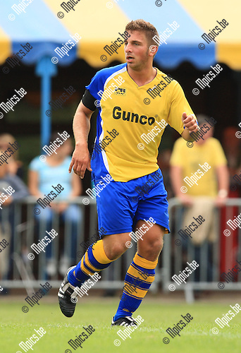 2010-07-25 / Voetbal / seizoen 2010-2011 / KVC Wijnegem / Sam Debie - De Bie..Foto: mpics