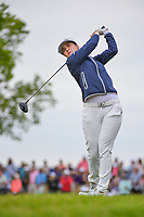 Hannah Green (AUS) watches her tee shot on 2 during the round 3 of the KPMG Women's PGA Championship, Hazeltine National, Chaska, Minnesota, USA. 6/22/2019.<br /> Picture: Golffile | Ken Murray<br /> <br /> <br /> All photo usage must carry mandatory copyright credit (© Golffile | Ken Murray)